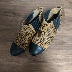Matiko ankle booties